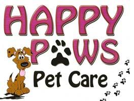 Happy Paws Pet Care