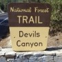 Devil's Canyon Trail