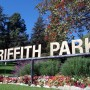 Griffith Park Dog Park