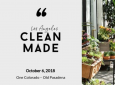 Clean Made – Fall Pop Up