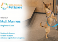 Mutt Manners – Beginner Dog Training