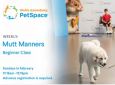 Mutt Manners – Beginner Dog Training