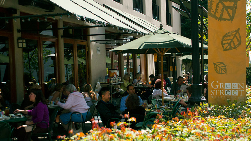 Green Street Restaurant Pasadena Los Angeles