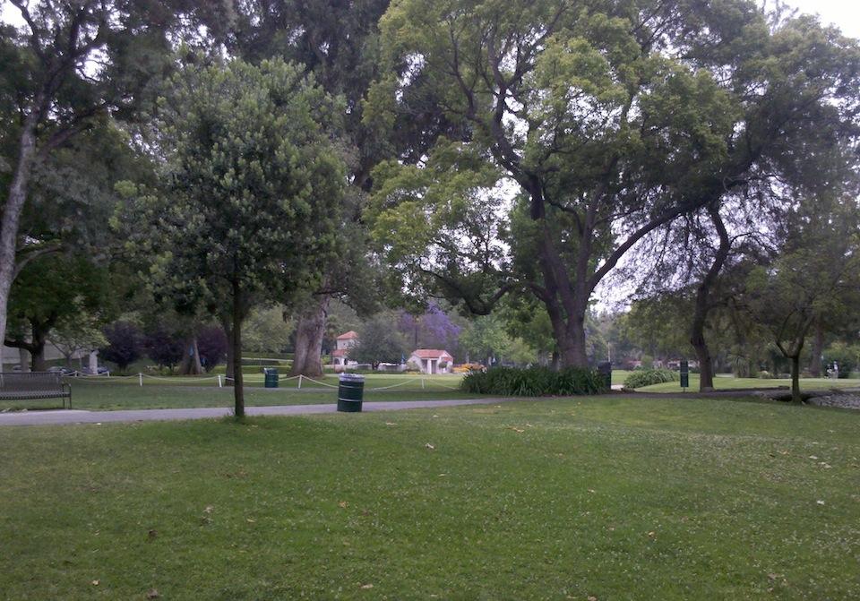 Dog Park Westwood Ca