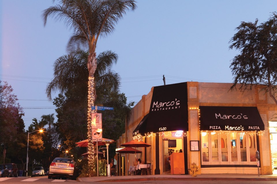 Marco\'s - West Hollywood - Los Angeles