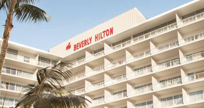 The beverly hilton beverly hills los angeles for Pooch hotel west los angeles