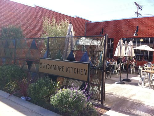 The Sycamore Kitchen - Hollywood - Los Angeles