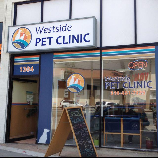 Westside pet clinic santa monica los angeles for Dog boarding santa monica