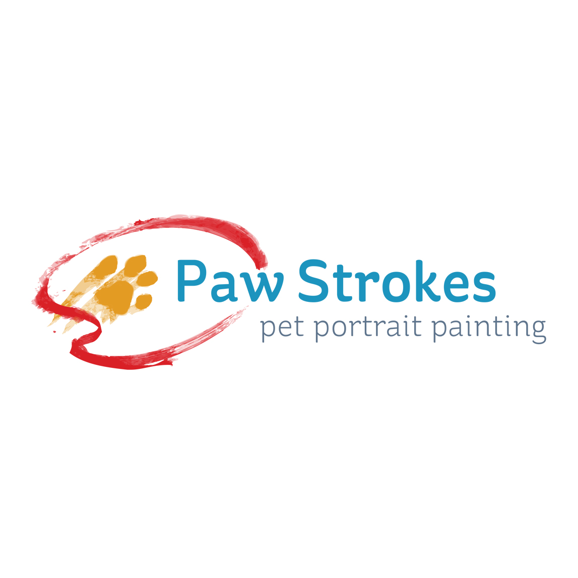Paw Strokes