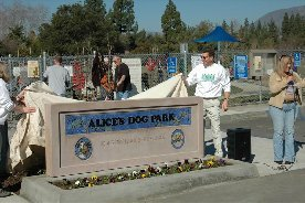 Alice Frost Kennedy Dog Park