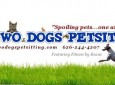 Two Dogs Petsitting