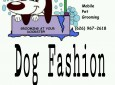 Dog Fashion Mobile Pet Grooming