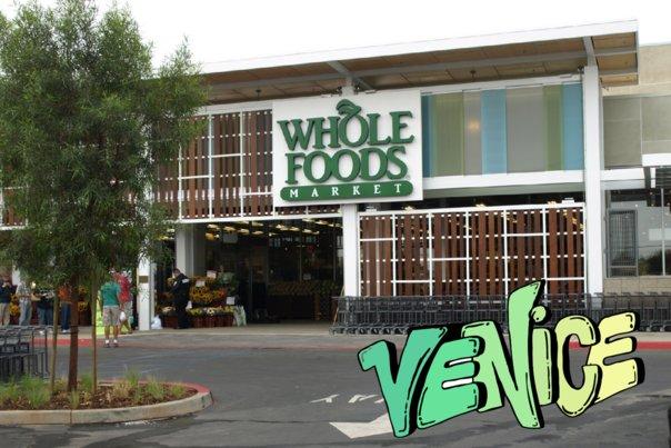 Whole Foods Lincoln Blvd Santa Monica Ca